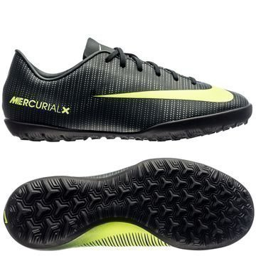 Nike MercurialX Vapor XI CR7 Chapter 3: Discovery TF Vihreä/Neon Lapset