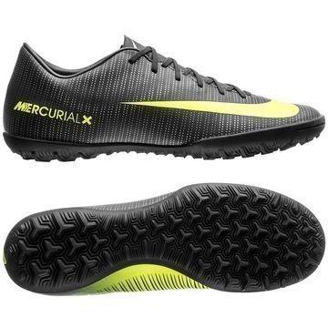 Nike MercurialX Victory VI CR7 Chapter 3: Discovery TF Vihreä/Neon