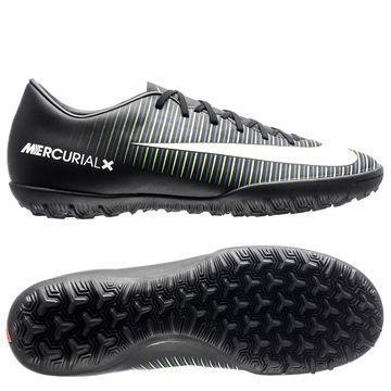 Nike MercurialX Victory VI TF Dark Lightning Pack Musta/Valkoinen/Vihreä