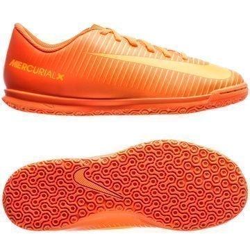 Nike MercurialX Vortex III IC Floodlights Glow Pack Oranssi Lapset