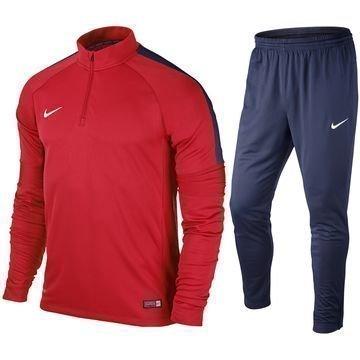 Nike Midlayer Squad Ignite Peliasu Punainen/Musta