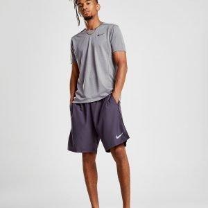 Nike Miler Tech T-Shirt Harmaa