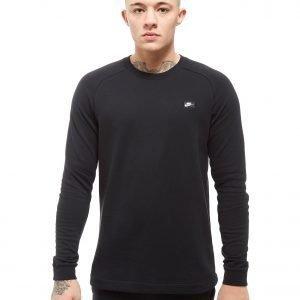 Nike Modern Crew Sweatshirt Musta