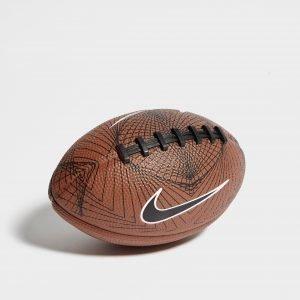 Nike Nfl Mini Football Ruskea