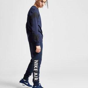 Nike Nike Air Logo Verryttelyhousut Sininen