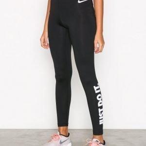 Nike Np Tight Jdi Treenitrikoot Musta / Valkoinen