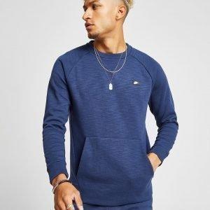Nike Optic Crew Sweatshirt Laivastonsininen