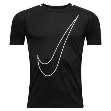 Nike Pelipaita Dry Academy Musta/Valkoinen Lapset