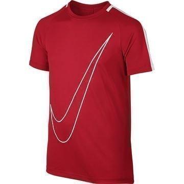 Nike Pelipaita Dry Academy Punainen/Valkoinen Lapset