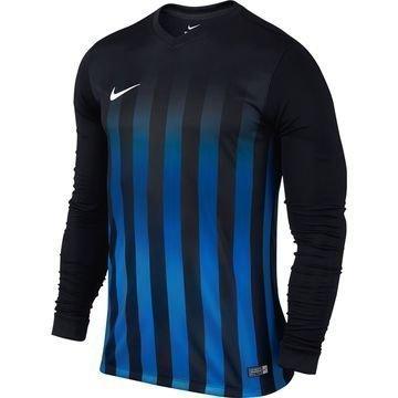 more photos 6c70c ecdd6 ... Nike Pelipaita Striped Division II L S Musta Sininen Lapset