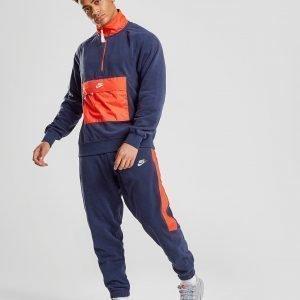 Nike Polar Fleece Verryttelyhousut Sininen