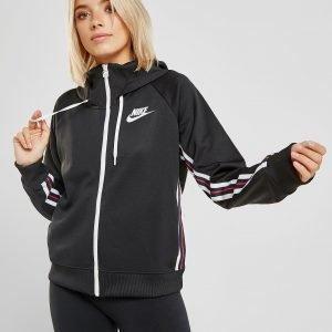 Nike Polyknit Full Zip Huppari Musta