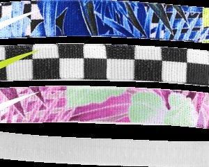 Nike Printed Headb Otsanauha 3-Pakkaus