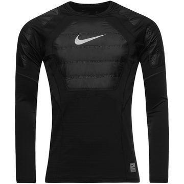 Nike Pro Aeroloft L/S Musta