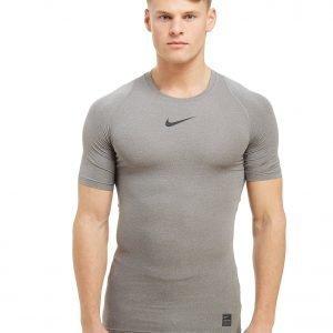 Nike Pro Compression T-Paita Carbon / Grey