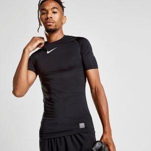 Nike Pro Compression T-Paita Musta