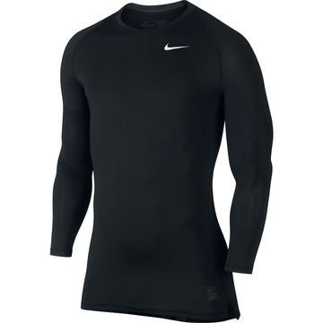 Nike Pro Cool Compression L/S Musta