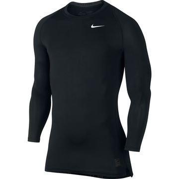 Nike Pro Cool Compression L/S Musta