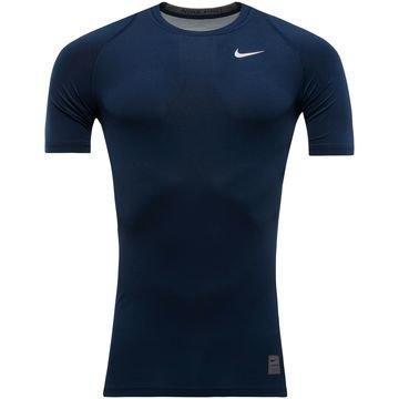 Nike Pro Cool Compression S/S Laivastonsininen