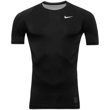 Nike Pro Cool Compression S/S Musta