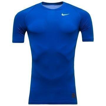 Nike Pro Cool Compression S/S Sininen