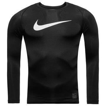 Nike Pro Cool HBR Compression L/S Musta