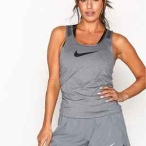 Nike Pro Cool Tank Treenitoppi Tight Fit Dark Grey