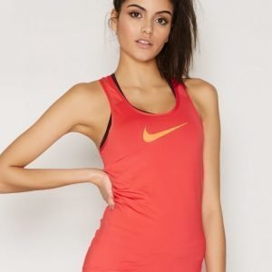 Nike Pro Cool Tank Treenitoppi Tight Fit Vaaleanpunainen