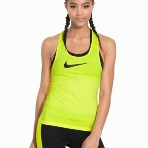 Nike Pro Cool Tank Treenitoppi Tight Fit Volt