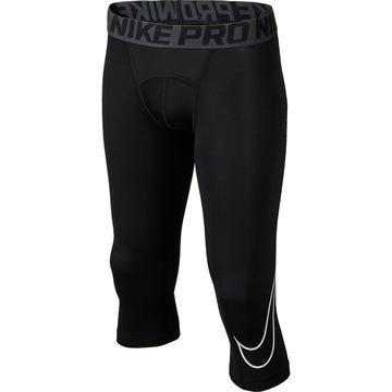 Nike Pro Cool Trikoot 3/4 Musta