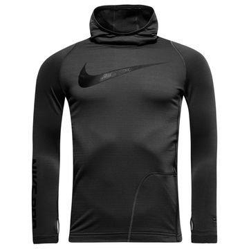 Nike Pro Hyperwarm Huppari Musta Lapset