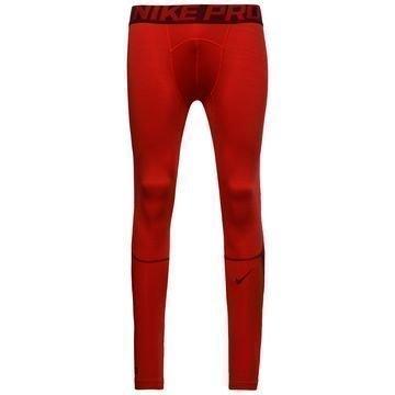 Nike Pro Hyperwarm Trikoot Punainen
