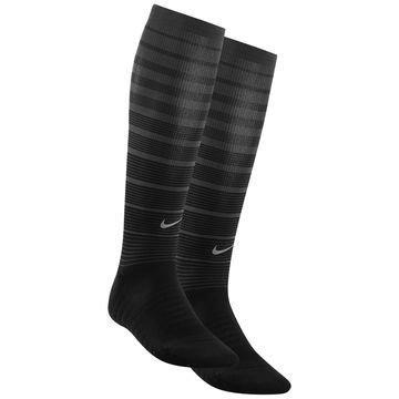Nike Pro Jalkapallosukat Hyperrecovery OTC Musta/Harmaa