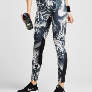 Nike Pro Marble Training Tights Musta