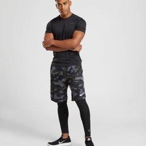Nike Pro Therma Housut Musta