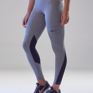 Nike Pro Training Leggings Harmaa
