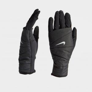 Nike Quilt Run Hanskat Musta