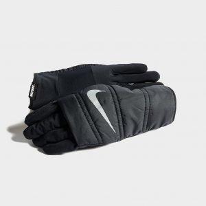 Nike Quilted Hanskat Musta