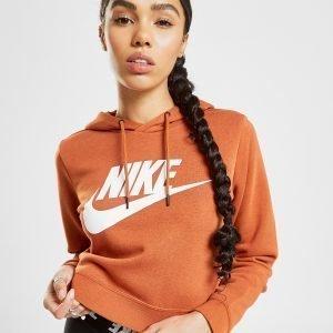 Nike Rally Crop Huppari Oranssi