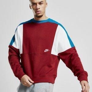 Nike Reissue French Terry Verryttelypaita Punainen