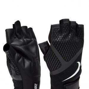 Nike Renegade Fitness Gloves Musta