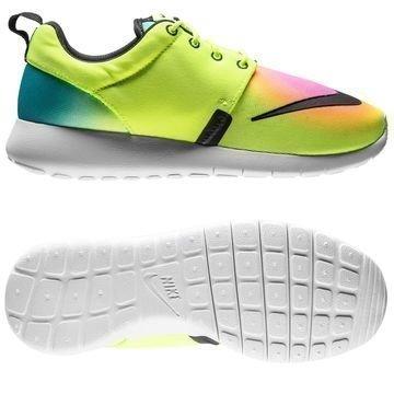 Nike Roshe One FB Volt/Turkoosi/Musta/Pinkki/Valkoinen Lapset