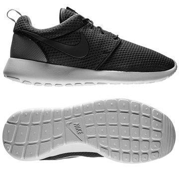 Nike Roshe One Musta/Harmaa
