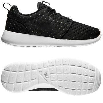 Nike Roshe One Musta/Neon