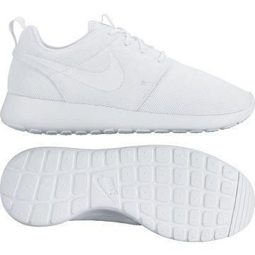 Nike Roshe One Valkoinen/Pure Platinum Naiset