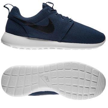 Nike Roshe Run One Navy/Valkoinen