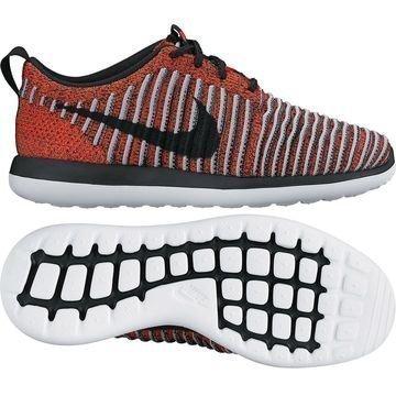Nike Roshe Two Flyknit Oranssi/Musta/Harmaa Lapset