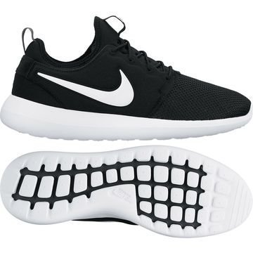 Nike Roshe Two Musta/Valkoinen