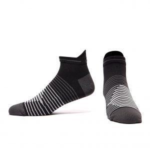 Nike Run Performance Lightweight Socks Musta