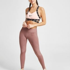 Nike Running Epic Lux Mesh Legginsit Vaaleanpunainen
